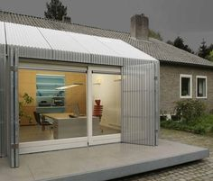Dezeen » Blog Archive » Studio R-1 by architecten|en|en #architecture
