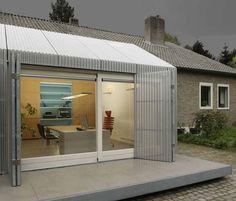 Dezeen » Blog Archive » Studio R-1 by architecten|en|en
