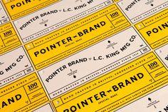 DanBlackman_PointerBrand_01 #print #design #system #brand #identity #pointer