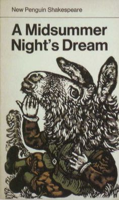 Penguin Books - A Midsummer Night's Dream #covers
