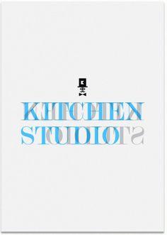 SUPERSUPER. #type #illustration #kitchen #studio