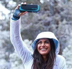 Fugoo Sport Waterproof Bluetooth Speaker #tech #flow #gadget #gift #ideas #cool