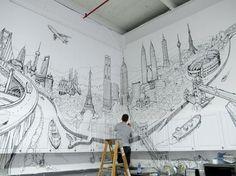 Área Visual: El arte urbano de Deck Two