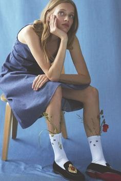 ELLE Denmark September 2017 Sara Dahl by Henrik Bulow - Fashion Editorials