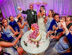 Making a public speech about it is another story. Here are some helpful tips on how to prepare the wedding toast, including quotes and examples.
