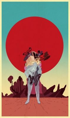 Kilian Eng » ISO50 Blog – The Blog of Scott Hansen (Tycho / ISO50) #color #space #illustration #kilian #eng