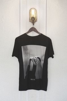 Relic & Thommy nails fingers t-shirt #graphic design #design #printing #shirts