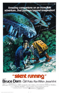 Image result for the silent running #poster #70's #science