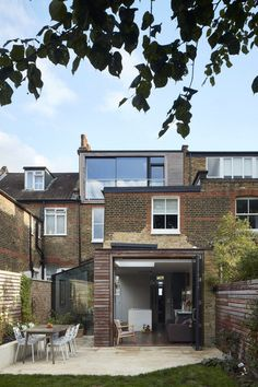 Lincoln Road House - Extension and Renovation in North London 11
