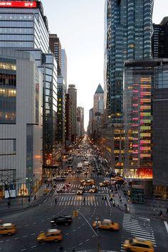 Joseph O. Holmes's Eighth Avenue
