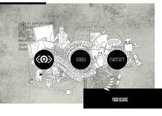 www.yagolivas.com layout #illustration #layout
