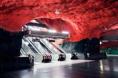 Stockholm Anton Repponen Photography #artitecture #cave #interiors