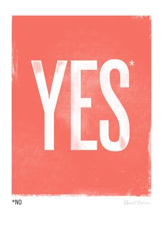 "YES/NO (1) #genial #yes #paweå' #illustration #joå""ca #no"