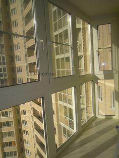 Французский балкон Кривой Рог. Окна на балкон. Французское остекление