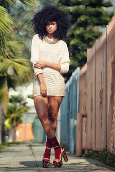BLACKFASHION #fashion #photography #woman