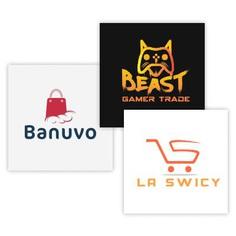 Retail store logo, Store logo design, retail store logo design, shopping logo design, retail company logos, retail logo design