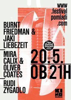 Festival Polmadi Kino Siska | vbg.si - creative design studio