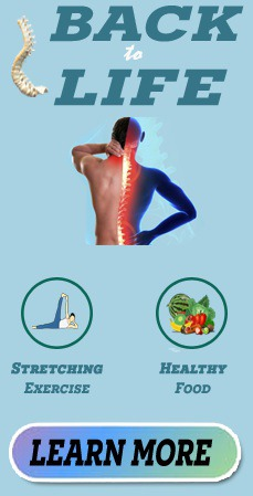 cure back pain naturally