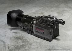 Camera Gun | BLDG//WLF #sony #video #gun #camera