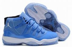 Nike Air Jordan 11 Retro Blue Men's #shoes