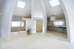 House I by Hiroyuki Shinozaki Architects #modern #design #minimalism #minimal #leibal #minimalist