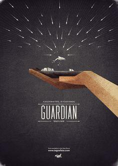 Guardian: Tego Fate #illustration