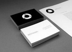 BÃ‹RTHAMA Visual Identity on the Behance Network #kosovo #brthama #business #prishtina #projectgraphics #stationery #cards