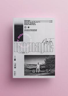 Romare - Live - Darren Oorloff