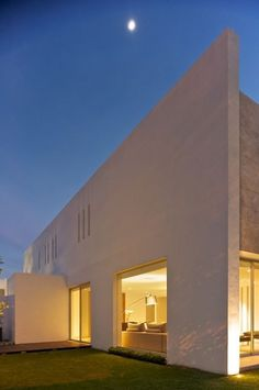 Casa Natalia on the Behance Network #architecture #house