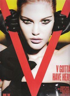 V Magazine Summer 08 (V Magazine) #magazine #v