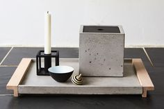 Tonton Concrete Aesthetics #concrete #furniture