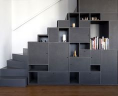 Vazio Apartement by AR Arquitetos - InteriorZine #architecture #home #decor #interior #stairs #furniture