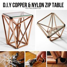 Copper #diy #copper