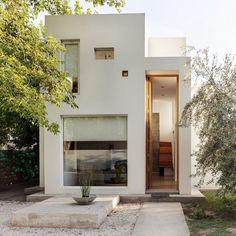 Dezeen » Blog Archive » Casa Besares by Arquinoma #casa besares