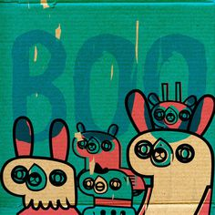 Street Animals 012+ on Behance
