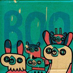 Street Animals 012+ on Behance
