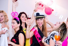 Bachelorette parties should be perfect fun with a little of the wacky, outrageous and hilarious blended in for variety