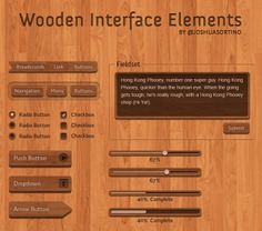 Psd ui elements wooden Free Psd. See more inspiration related to Elements, Ui, Psd, Wooden, Ui elements and Horizontal on Freepik.