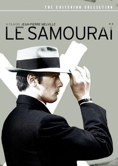 le,samourai,movie,poster,cover,criterion,art-5709956a31af5ec0527e6df44f1eeabc_h.jpg (348×490) #movie #dvd #alain #delon #cover #samourai #french #film #le