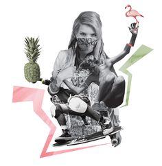 Alloy Ash X Wetiko Collage - John Sippel | vltrr vltrr.com