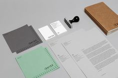 Daedal Architecture (updated) mike collinge design / identity / art direction #identity