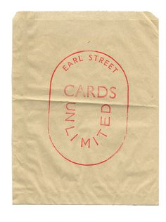 To Have and To Hold #stamp #bag