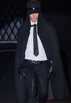"monsieurcouture: "" Daks F/W 2015 Menswear Milan Fashion Week """