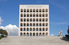 photo #fascist #italiana #de #palazzo #la #architecture #civilta