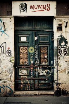 Merde! - Photography #street art