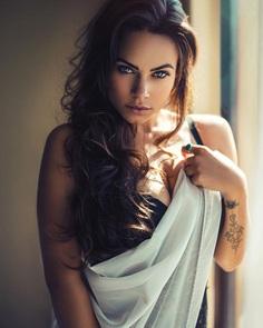 Marvelous Female Portrait Photography by Luis M. Cara