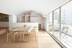 Team Living House in Downtown Tokyo