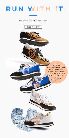 Shop The Rio Runner Sneaker At The Official Loeffler Randall Online Store LoefflerRandall.com #randall #loeffler #email