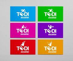TEDI #sport #branding #card #de #la #identity #fuente #logo #david #tedi