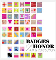Badge of Honor : Adrineh Asadurian #illustration #color #poster